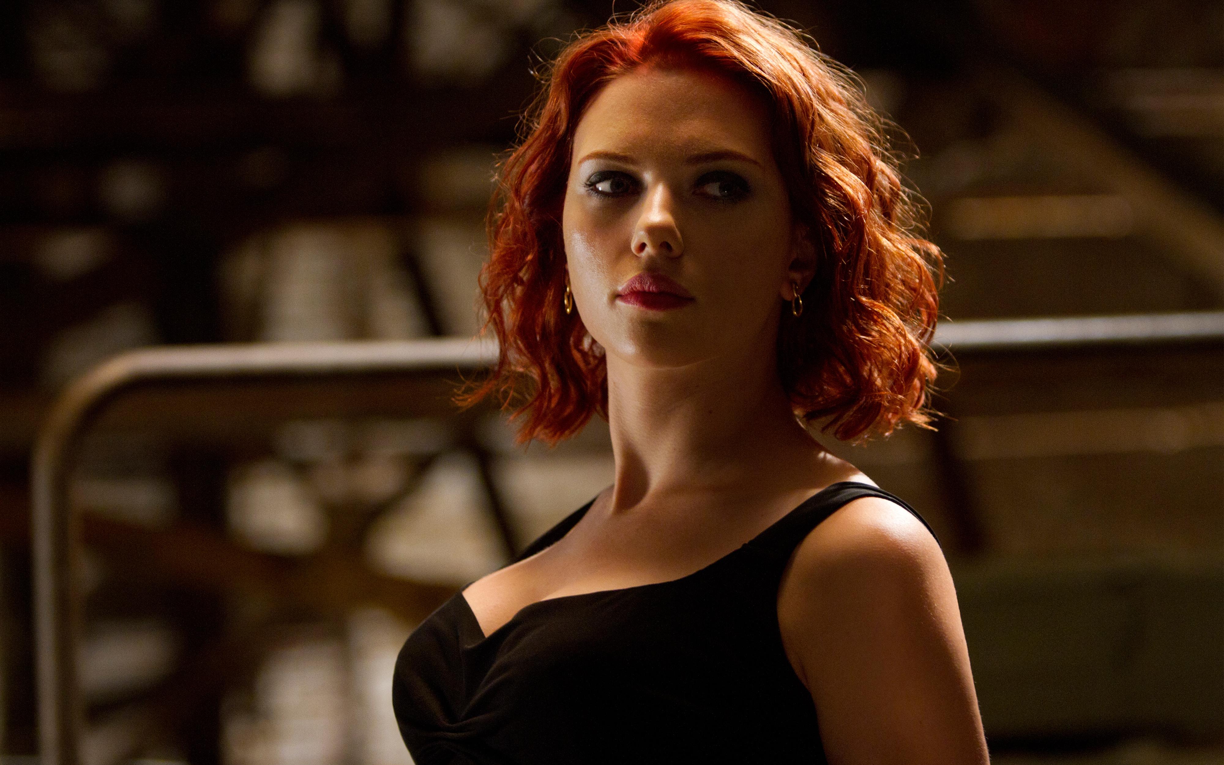 Scarlett Johansson kön video