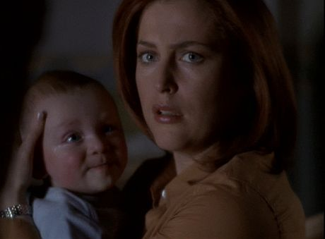scully baby